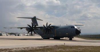 Libya'ya 150 bin doz aşı götüren uçak yola çıktı