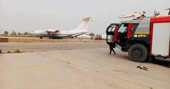 Libya'ya ilk aşı teslimatı ulaştı