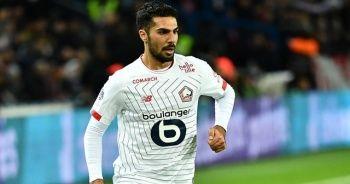 Lille'in galip geldiği maça Burak Yılmaz ve Zeki Çelik damga vurdu
