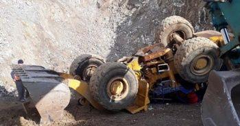 Maden kazasında 1 kişi öldü