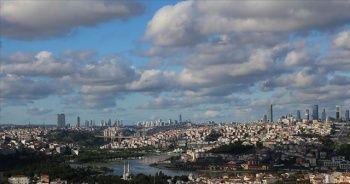 Marmara Bölgesi'nde hava parçalı bulutlu