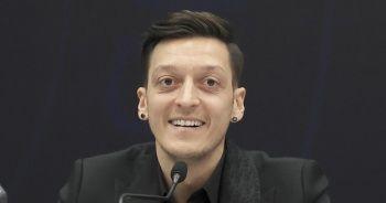 Mesut Özil'in Türk Kızılaya yaptığı bağışla 128 bin insana yardım ulaştırılacak