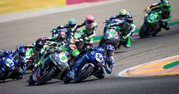 Milli motosikletçiler İtalya ve Portekiz'de yarıştı