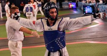Milli sporcu Hakan Reçber, Avrupa şampiyonu oldu