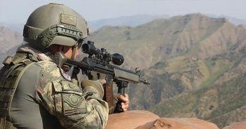 Barış Pınarı bölgesinde 3 PKK'lı terörist öldürüldü