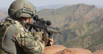 MSB: Barış Pınarı bölgesinde 4 PKK'lı terörist öldürüldü