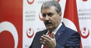 Mustafa Destici'den yeni anayasa çağrısı: Ayak diremeyin