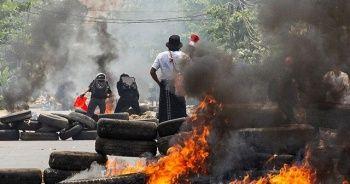 Myanmar'da darbe karşıtı 6 kişiye daha idam cezası