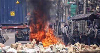 Myanmar'da protestolarda ölenlerin sayısı 753 oldu