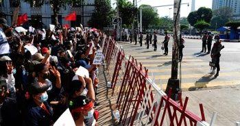 """Myanmar'da """"sivil hükümet""""i bazı ülkelerin tanıyacağı öne sürüldü"""