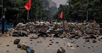 Myanmar ordusu 1 aylık ateşkes ilan etti