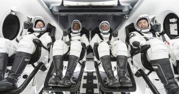 NASA ve SpaceX astronotlarının Dünya'ya inişi 1 Mayıs'a ertelendi