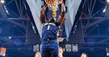 NBA'de Cavaliers, Cedi'nin 15 sayı attığı Pelicans maçını kaybetti