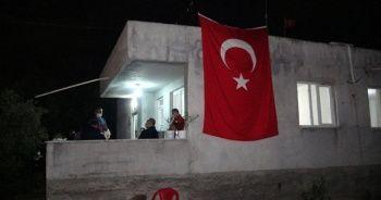 Osmaniye'ye şehit ateşi düştü