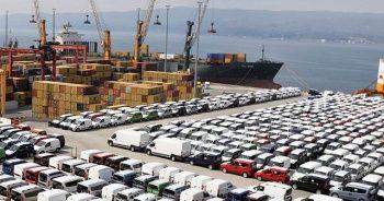 Otomotiv ihracatı martta 2,9 milyar dolar oldu