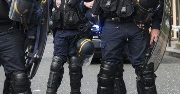 Paris'te hastane önünde silahlı saldırı