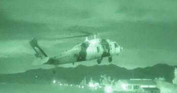 Pençe-Şimşek ve Pençe Yıldırım operasyonundan görüntüler paylaşıldı