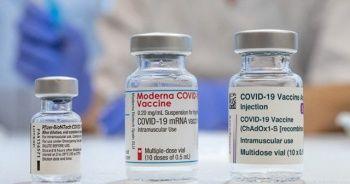 Pfizer-BioNTech ve Moderna hastaneye yatışlarda yüzde 94 etkili