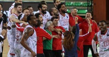 Pınar Karşıyaka 8'li finalde
