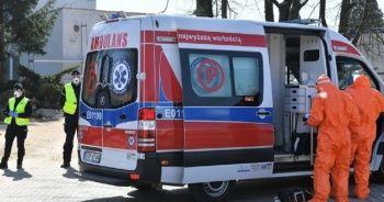 Polonya'da akıl almaz vahşet: Babaannesini kucaklayıp balkondan attı