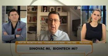 Prof. Dr. Ünal: 'Önünüze gelen ilk aşıyı olun'