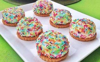 Puf kurabiyesi nasıl yapılır? Kolay yumuşak kurabiye
