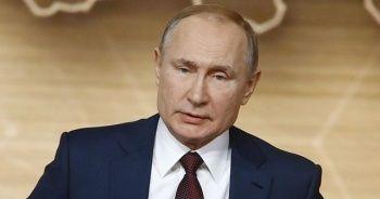 Putin'in 2020 geliri açıklandı