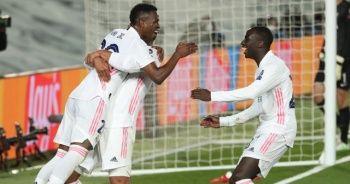 Real Madrid Şampiyonlar Ligi'nde avantajı aldı