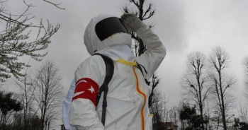 Rizeli astronota ilgi giderek artıyor
