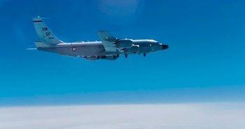 Rus savaş uçağı, Pasifik'te ABD keşif uçağını engelledi