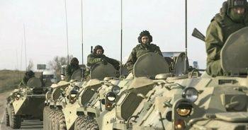 Rusya, Ukrayna sınırlarındaki askerlerini geri çekmeye başladı