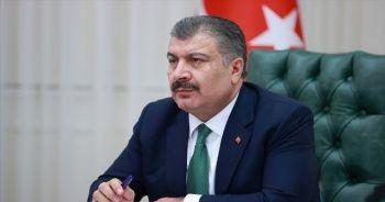 Sağlık Bakanı Koca yoğun bakım yatak doluluk oranlarını açıkladı