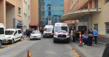 Sağlık çalışanlarına saldırı: Hemşirenin parmağını kırdılar
