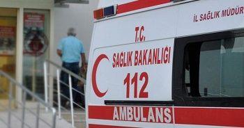 Sahurda kalp krizi geçiren muhtar hayatını kaybetti