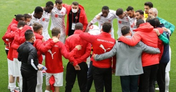 Sivasspor'da Beşiktaş maçı öncesi 3 eksik!