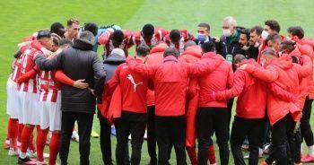 Sivasspor'da Gençlerbirliği maçı öncesi 4 eksik!