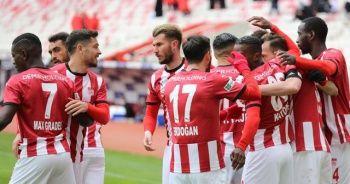 Sivasspor'da hedef yenilmezlik rekorunu kırmak