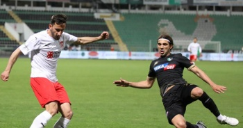 Sivasspor ligdeki 16. beraberliğini aldı
