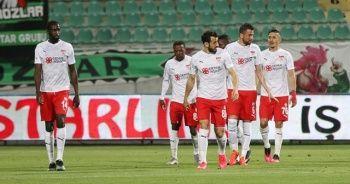 Sivasspor'un yenilmezlik serisi 14 maça çıktı