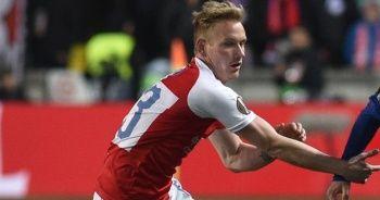 Slavia Praglı Kudela'ya 10 maç ceza