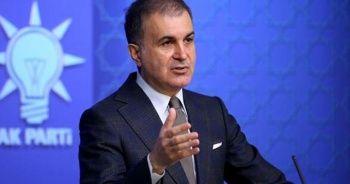 Son dakika… AK Parti Sözcüsü Çelik'ten HDP'ye sert tepki