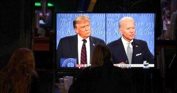 """Trump, Biden'ı """"Rusya'yı Çin'in ellerine itmekle"""" eleştirdi"""