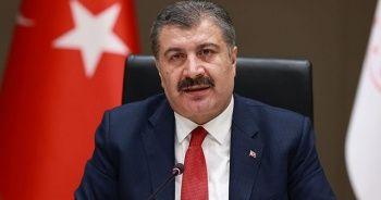 Türkiye'de aşı dozu 20 milyonu aştı