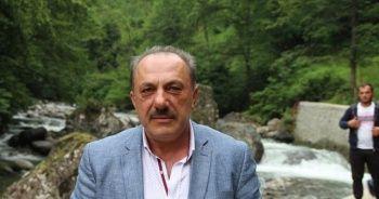 Türkiye Rafting Federasyonu Başkanı Fikret Yardımcı kalp krizi geçirdi