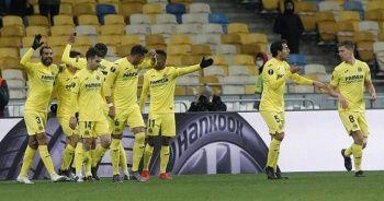 UEFA Avrupa Ligi'nde Villarreal, Arsenal'i 2-1 mağlup etti