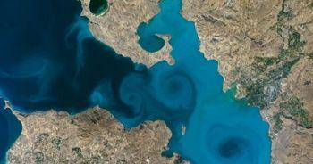 Van Gölü'nün fotoğrafı NASA'nın yarışmasında finale kaldı