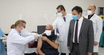 Yerli aşıda Faz-2 çalışması tamamlandı