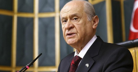 Devlet Bahçeli: HDP ile ittifak kuranlar çocuklarımızın düşmanı