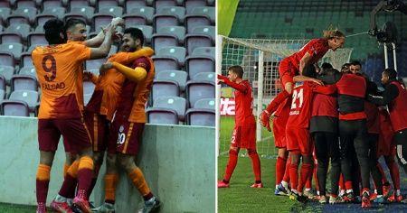 Galatasaray ve Beşiktaş hata yapmadı