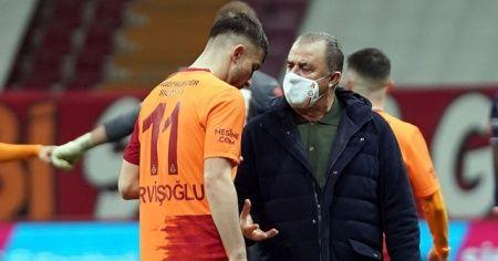 Göztepe maçında forma Halil Dervişoğlu'nda